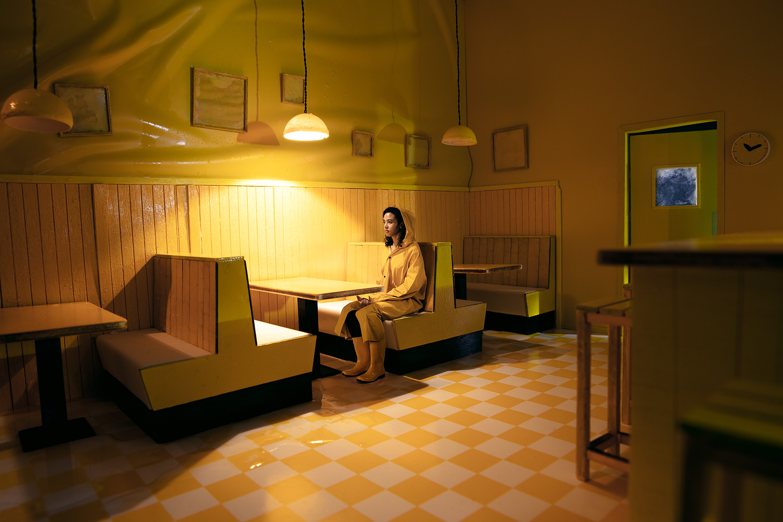 Seb Agnew – Yellow Cube
