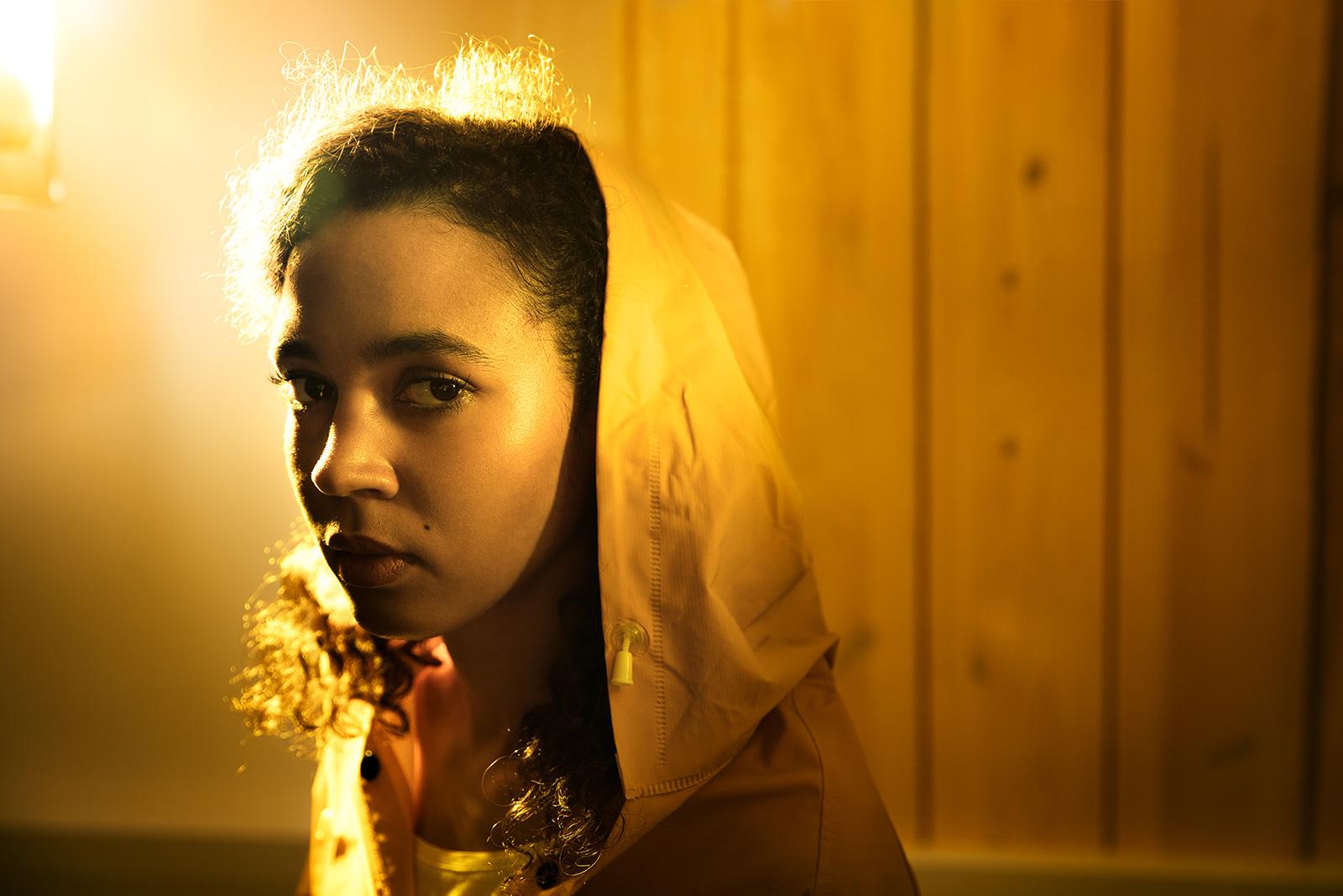 Seb Agnew – Yellow Cube (Portrait)