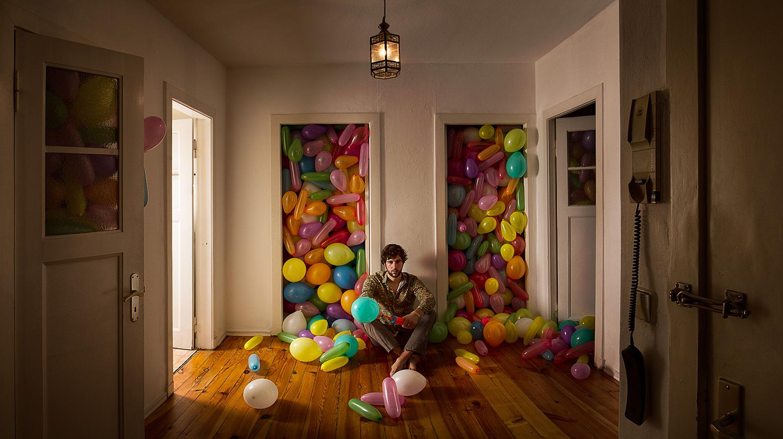 Seb Agnew – Balloons