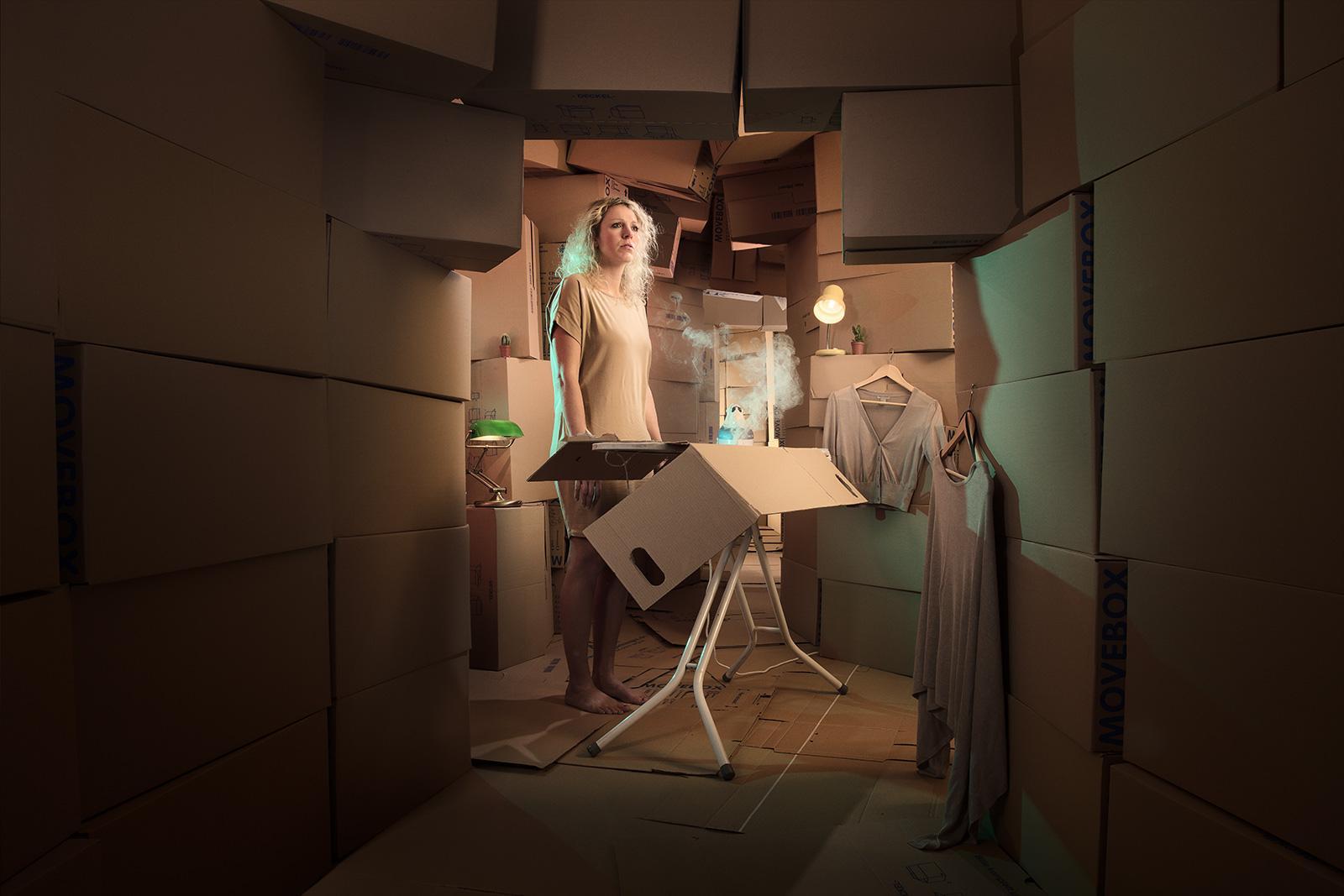Seb Agnew – Boxes