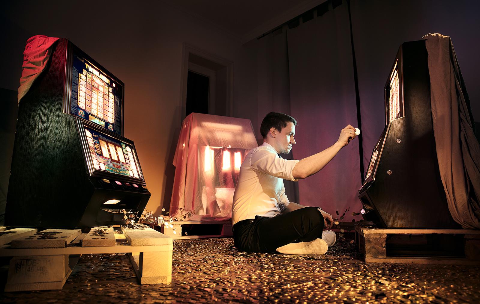 Seb Agnew – Slot Machine