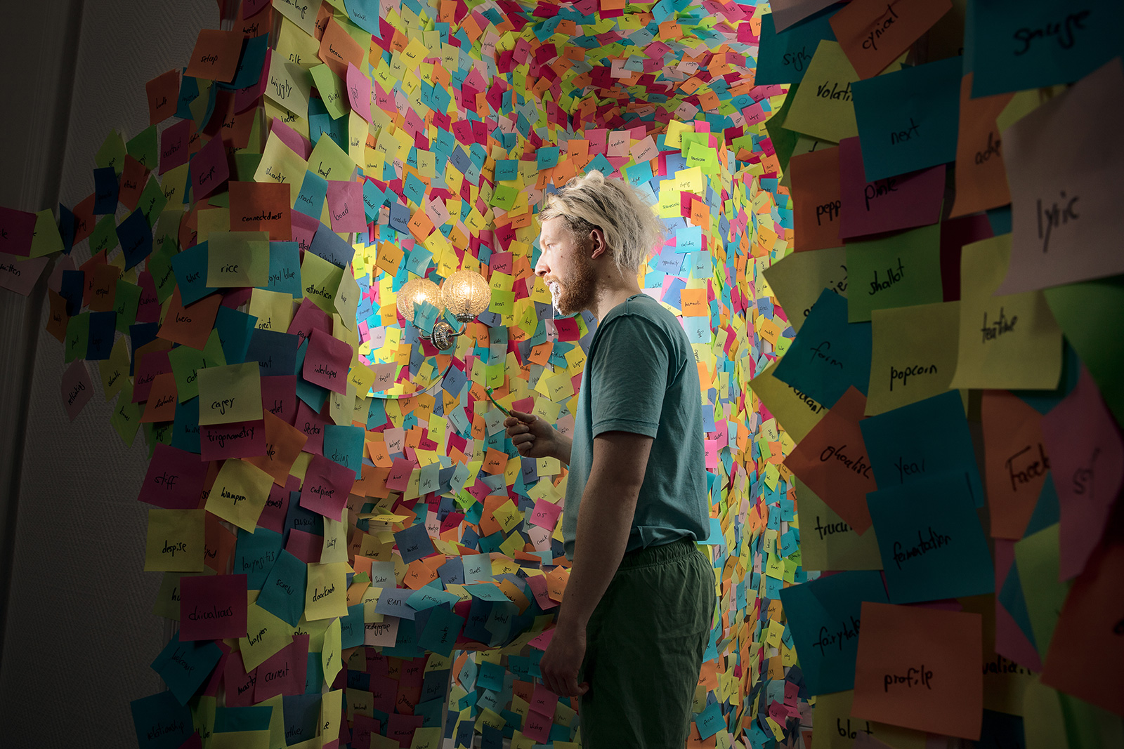 Seb Agnew – Sticky Notes