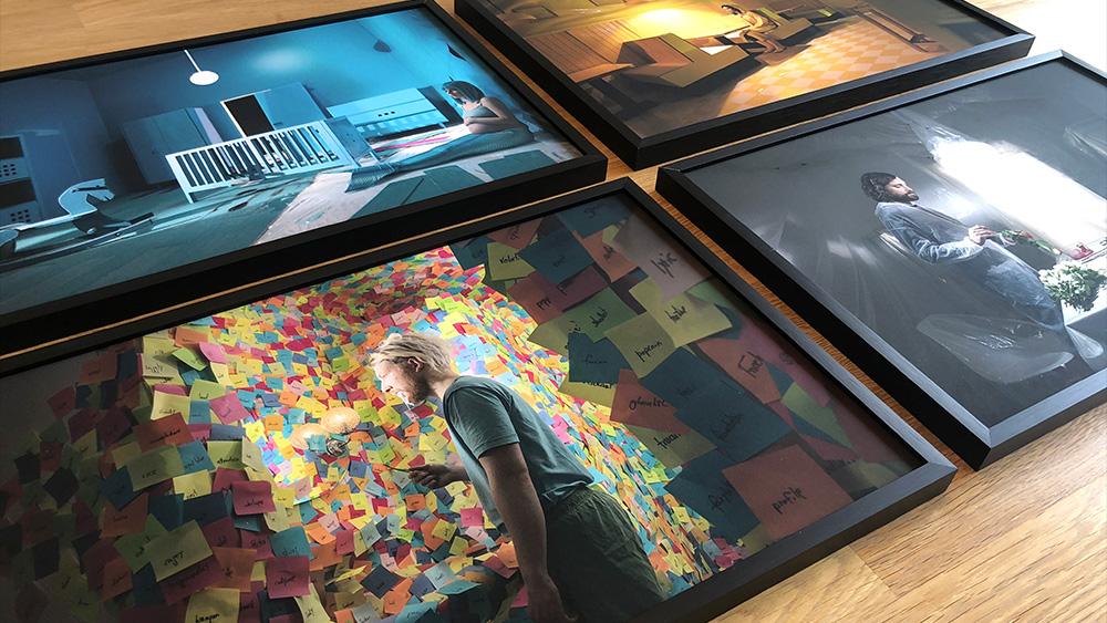Seb Agnew: Framed Prints