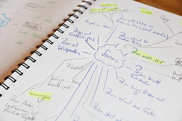 Seb Agnew: How I Work – Concept