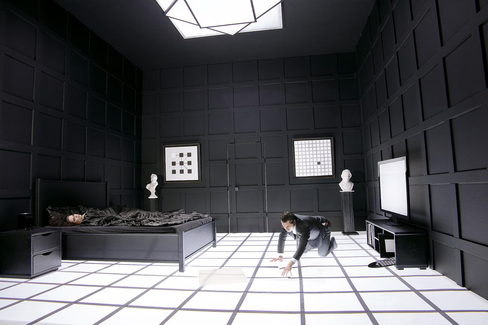 Seb Agnew – Black Cube