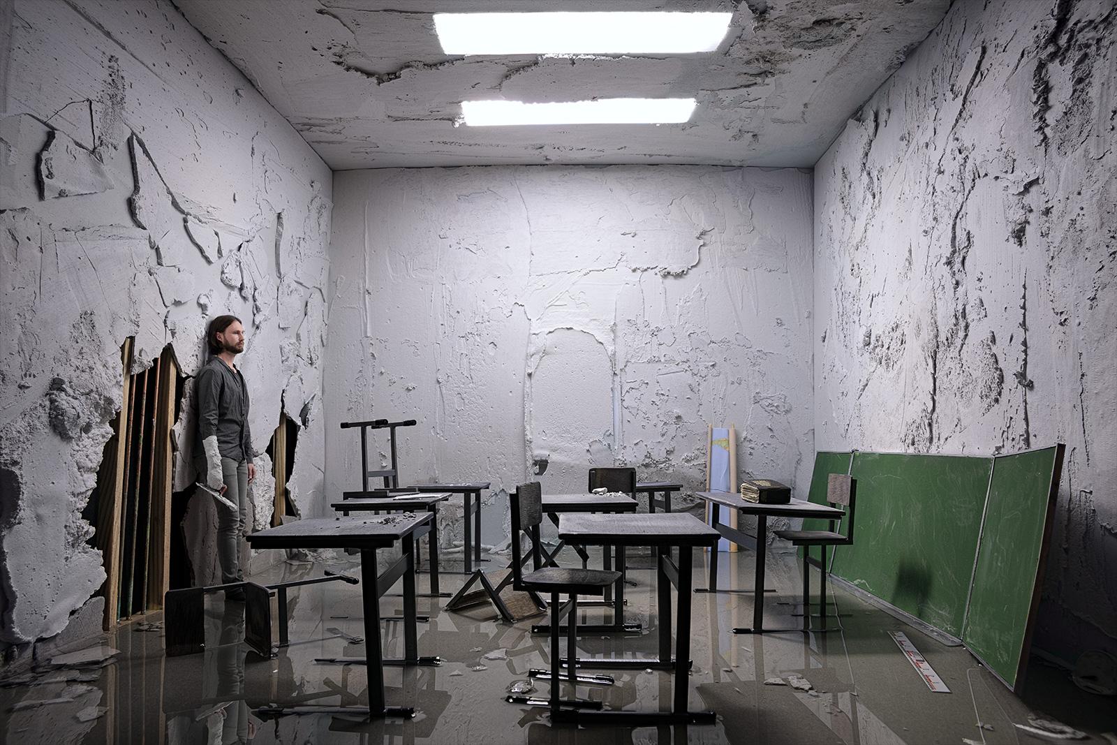 Seb Agnew – Grey Cube