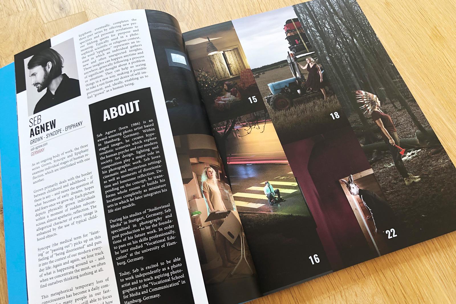 Seb Agnew in Dodho Magazine