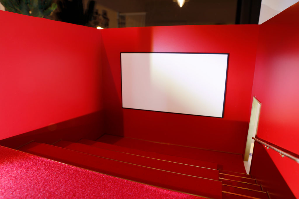 Behind the Scenes of Red Cube: The basis of the cinema