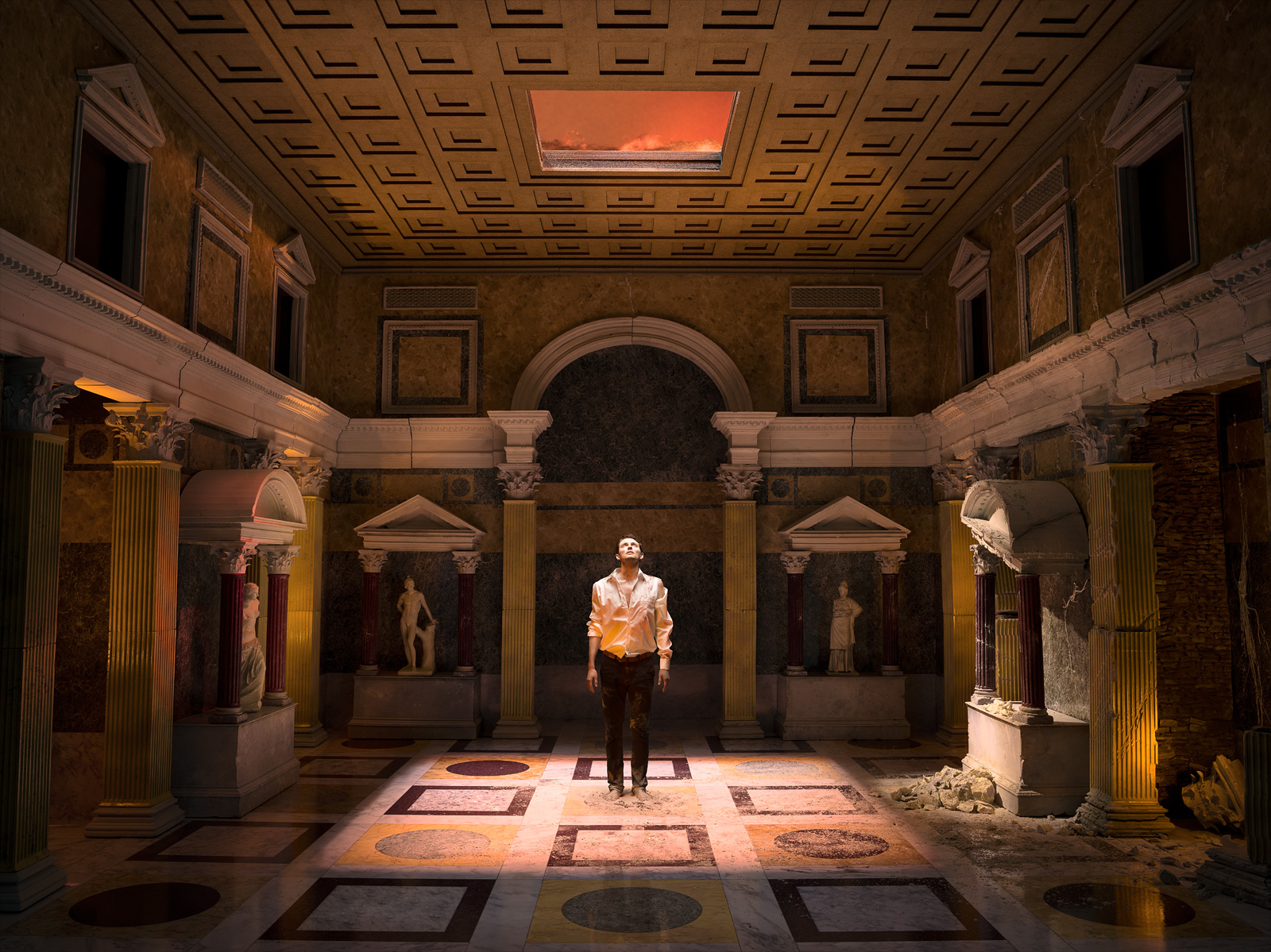 Seb Agnew – Classical Cube