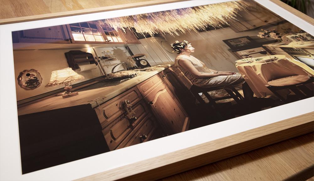 Seb Agnew | Framed Print