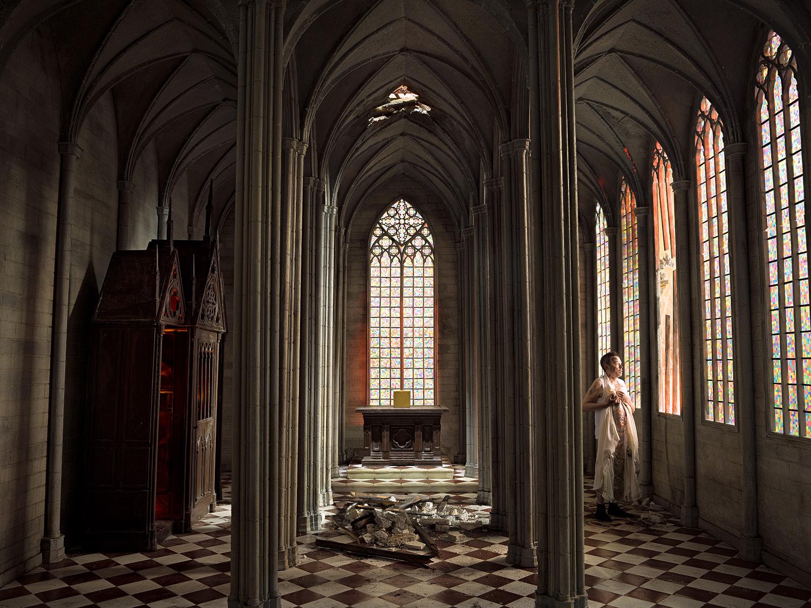 Seb Agnew – Gothic Cube