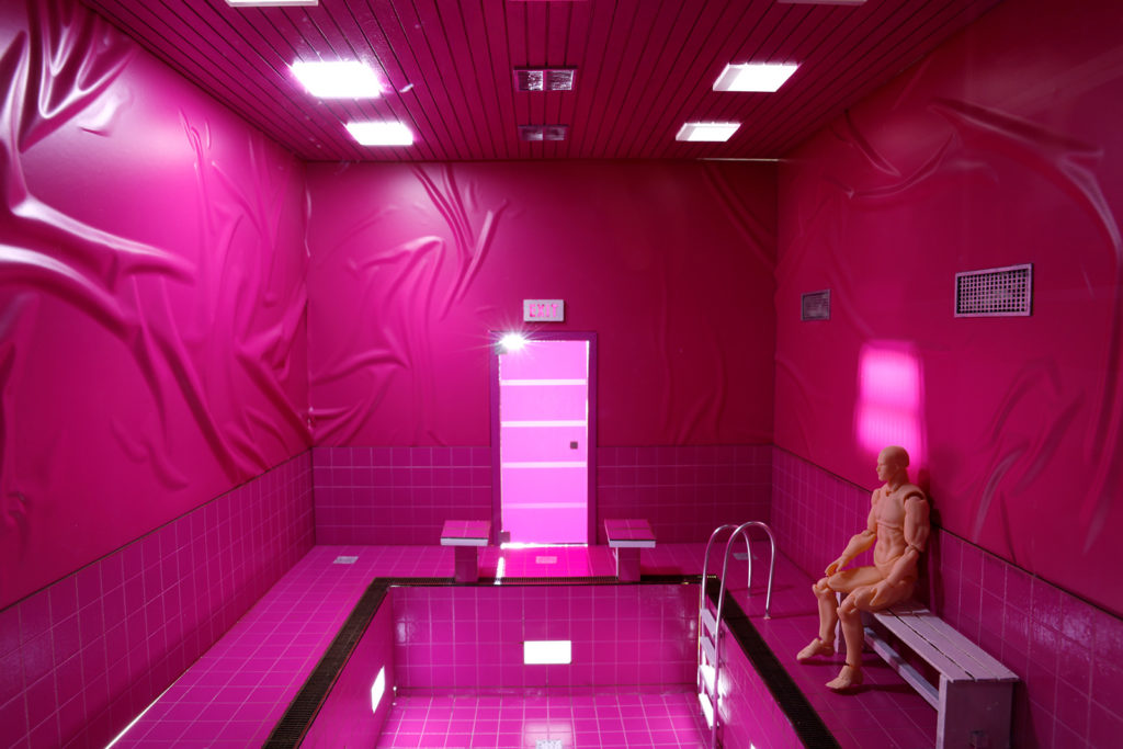 Behind the Scenes of Magenta Cube: First Tests